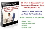 Thumbnail 10 Ways To Enhance Your Business and Increase Your Profits