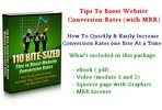 Thumbnail Tips To Boost Website Conversion Rates - with MRR
