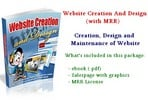 Thumbnail Website Creation And Design - with MRR