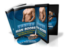 Gynecomastia eBook with MRR - Say Goodbye to Embarassing man