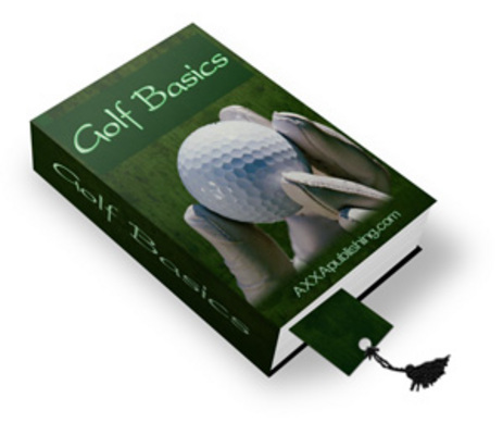 Product picture Golf Basics - Webmaster Package