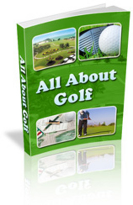 Product picture All About Golf - MRR License