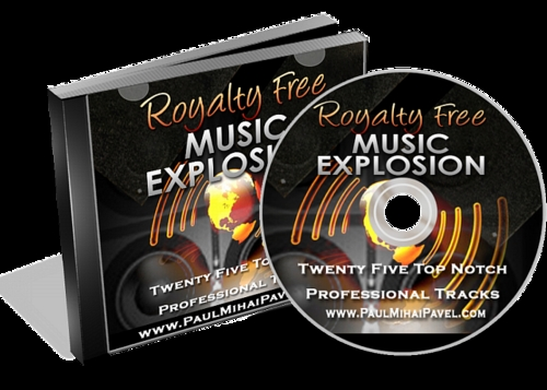 Product picture Royalty Free mp3 Audio Files With MRR