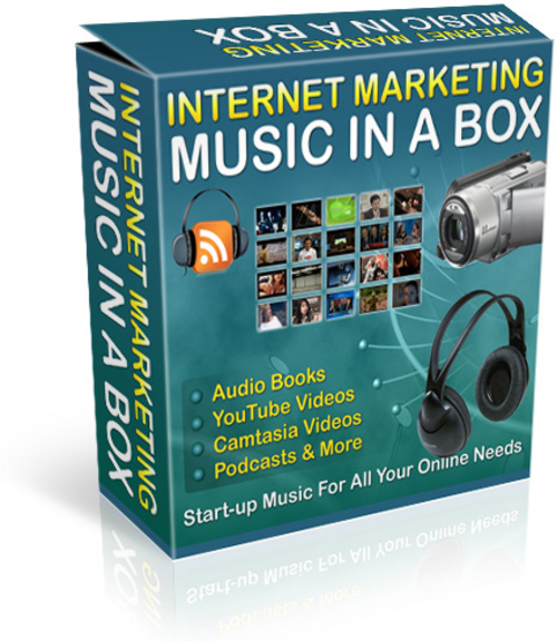 Product picture 101 Royalty-Free Music Clips - with MRR