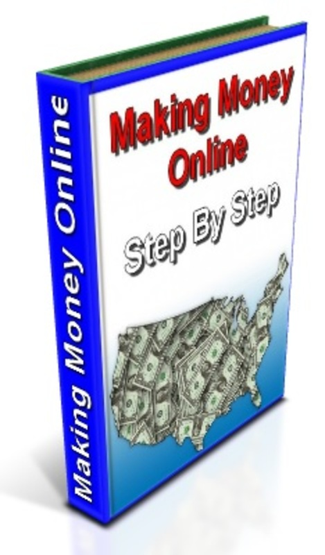 Product picture MAKING MONEY ONLINE STEP BY STEP